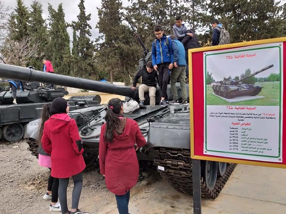 صور دبابات قتال رئيسية الجزائرية T-72M/M1/B/BK/AG/S ] Main Battle Tank Algerian ]   - صفحة 5 47869647011_0f20b3e39d_b