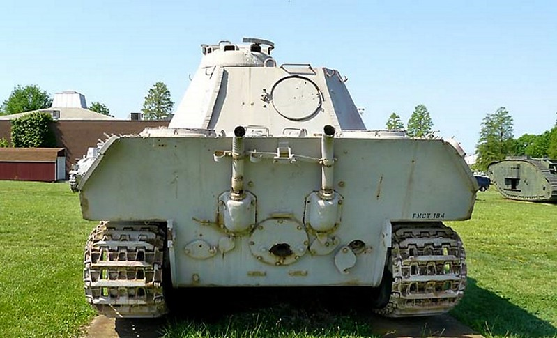 パンサー Panzerkampfwagen Mk V00004