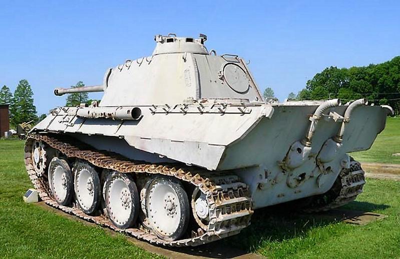 パンサー Panzerkampfwagen Mk V00003