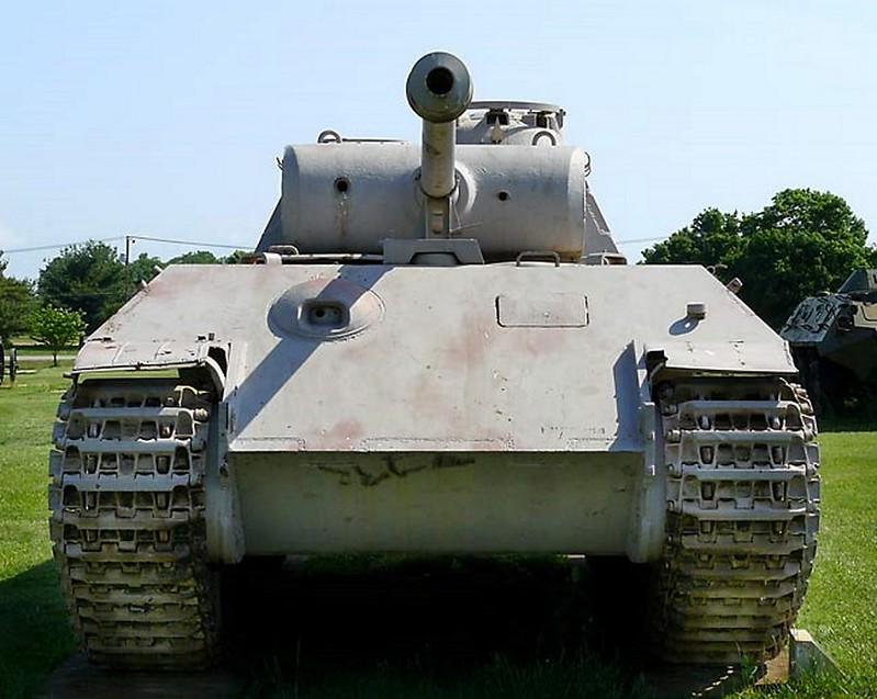 パンサー Panzerkampfwagen Mk V00002
