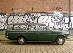 32-90-UE VOLVO 145 DeLuxe 1972