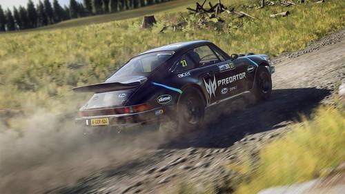 DiRT Rally 2.0 Season Two Porsche at Wales 2