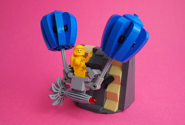 Classic Space Balloon Bike