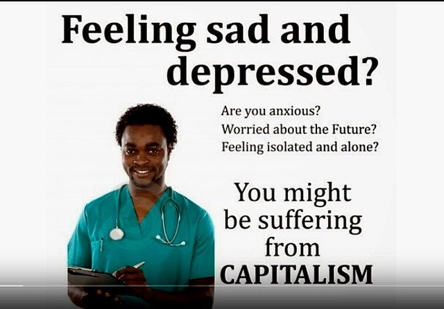 What is the Relationship Between Loneliness and Capitalism? by The Anti-Social Socialist