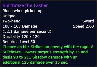 Sul'thraze the Lasher