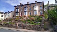 Terraced houses Buxton
