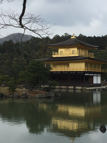 Golden Pavilion. From Travel to Asia: A new understanding–Japan, the crowning jewel
