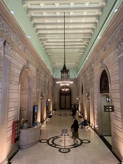 Standard Oil Building lobby