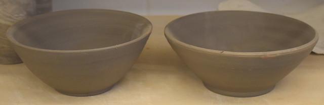 Pottery - April class