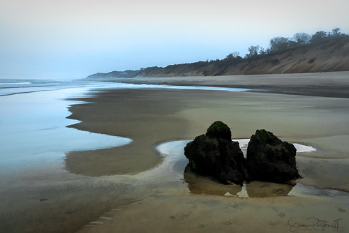 2019 capecod capecodnationalseashore connecticutphotographer d750 eastham landscape landscapephotographer longexposure massachusetts may naturephotographer nausetlightbeach nausetlighthousebeach newengland nikon northeast seascape spring cloudy digital overcast unitedstatesofamerica