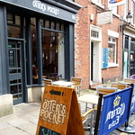 Otters Pocket bar in Preston