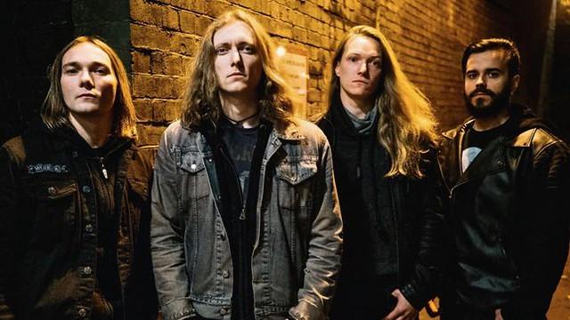 倫敦金屬樂團 Savage Messiah 專輯新曲影音釋出 The Bitter Truth