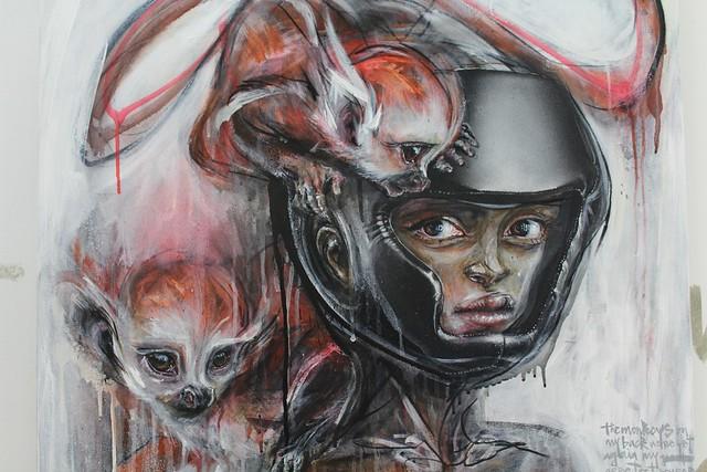 Herakut_5797 galerie Mathgoth rue Hélène Brion Paris 13