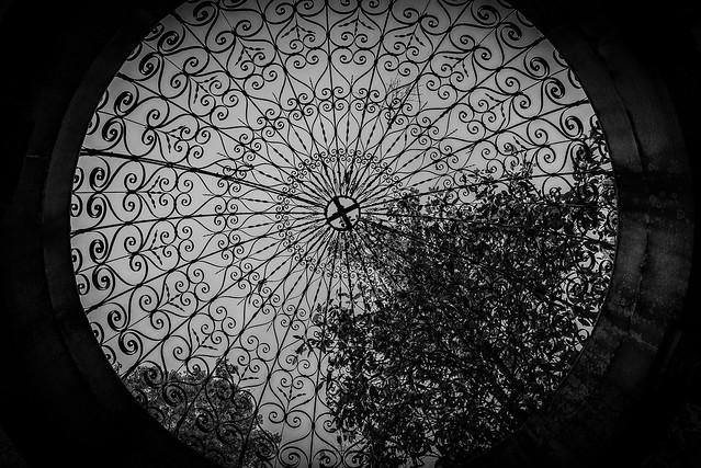 Longwood Gardens - Gazebo Roof (Mono)