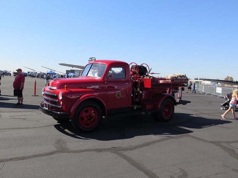 1950 Dodge Fire Truck 00001