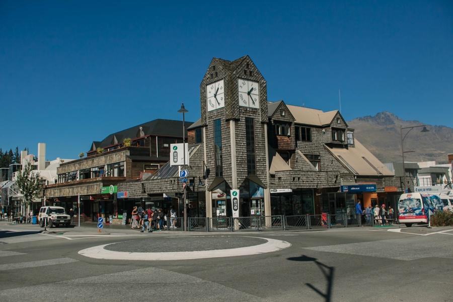 Новая Зеландия: Куинстаун -