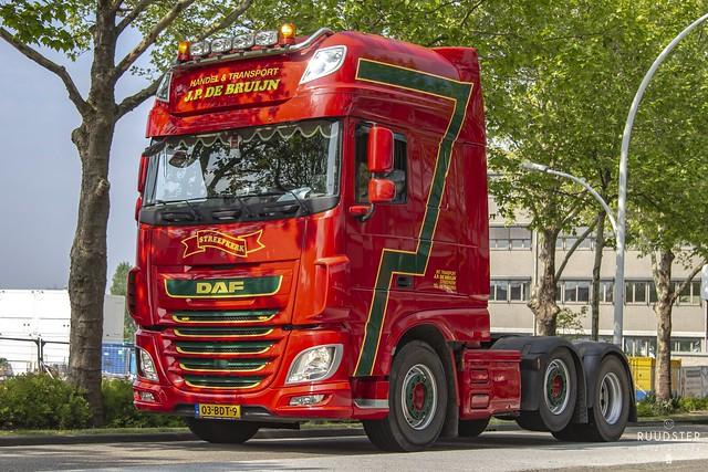 Truckerstocht Alblasserwaard