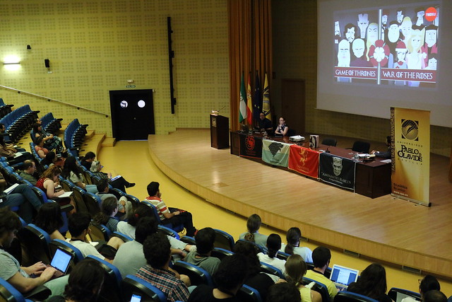 Congreso 'Juego de Tronos: Claves desde las Humanidades'