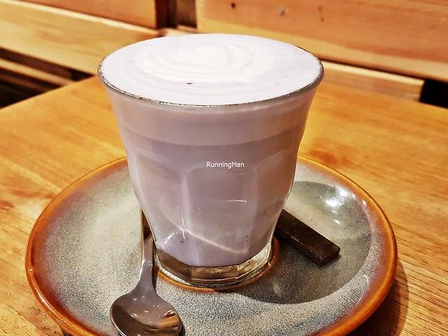 Taro Latte
