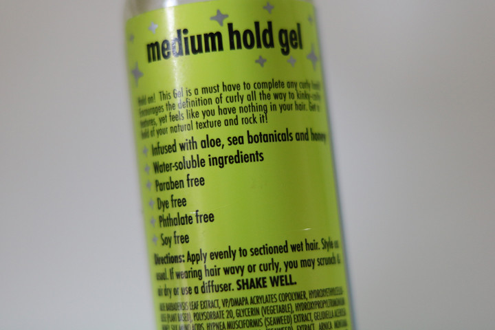 Medium Hold Gel van Moptop