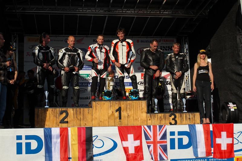 Zijspannen Race 1 - Damon Teerink (1)