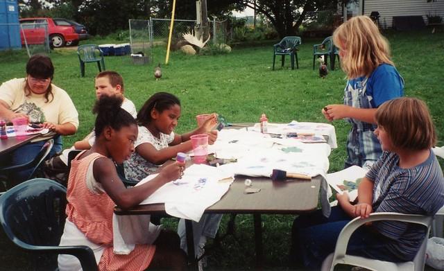 Create & Cultivate Art Camp