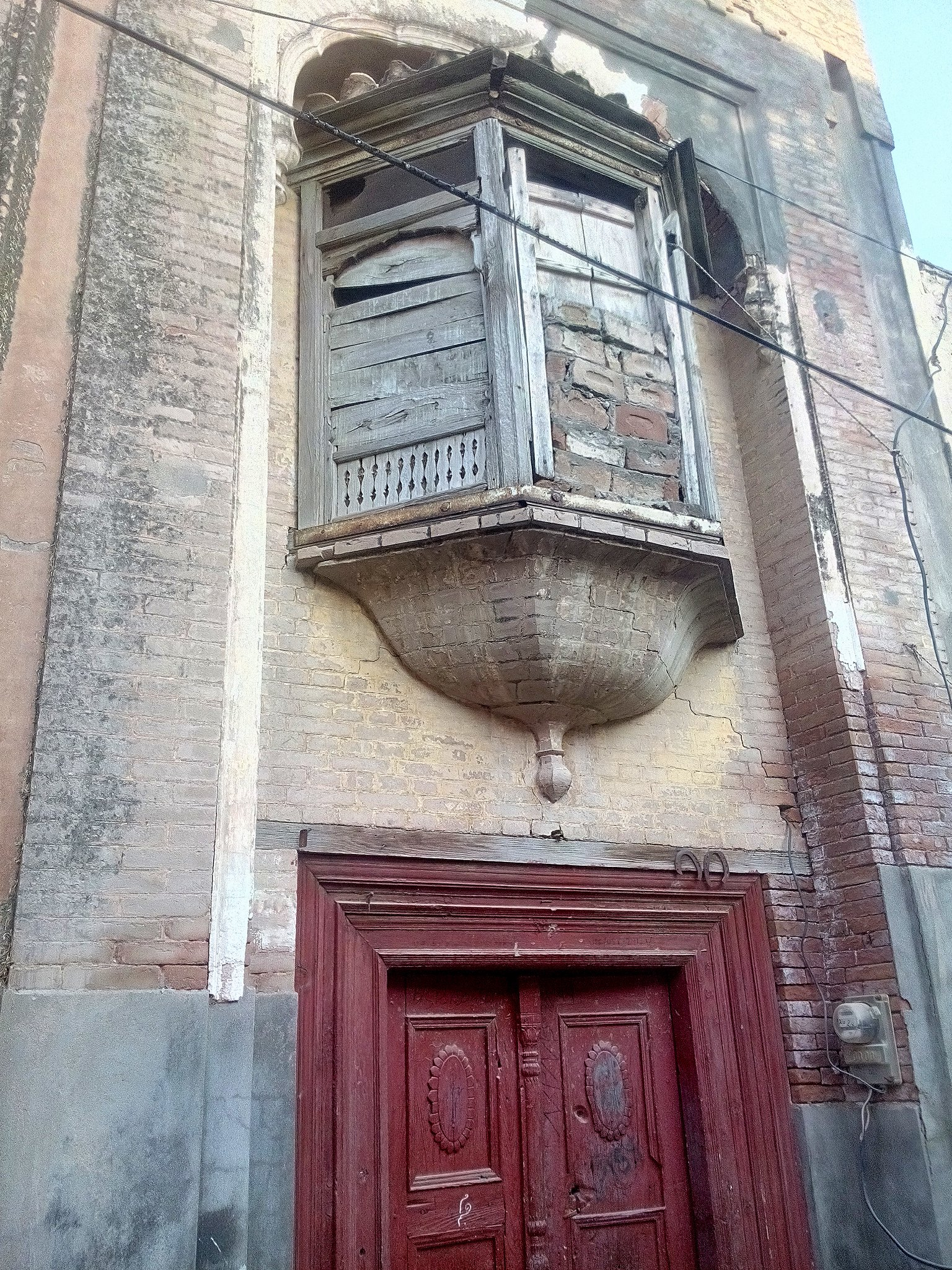 Old buildings of Bhera