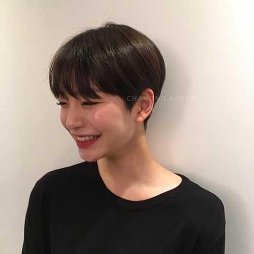20 Super Short Hairstyles For Asian Women Fashionre
