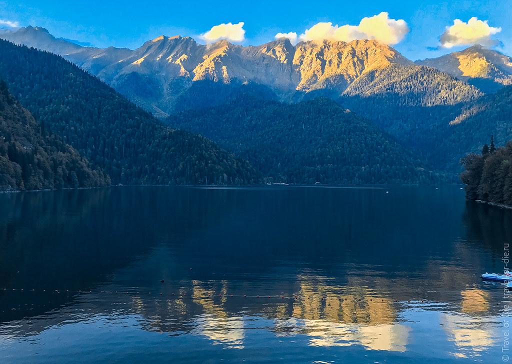 Lake-Ritsa-Abkhazia-Озеро-Рица-Абхазия-7683