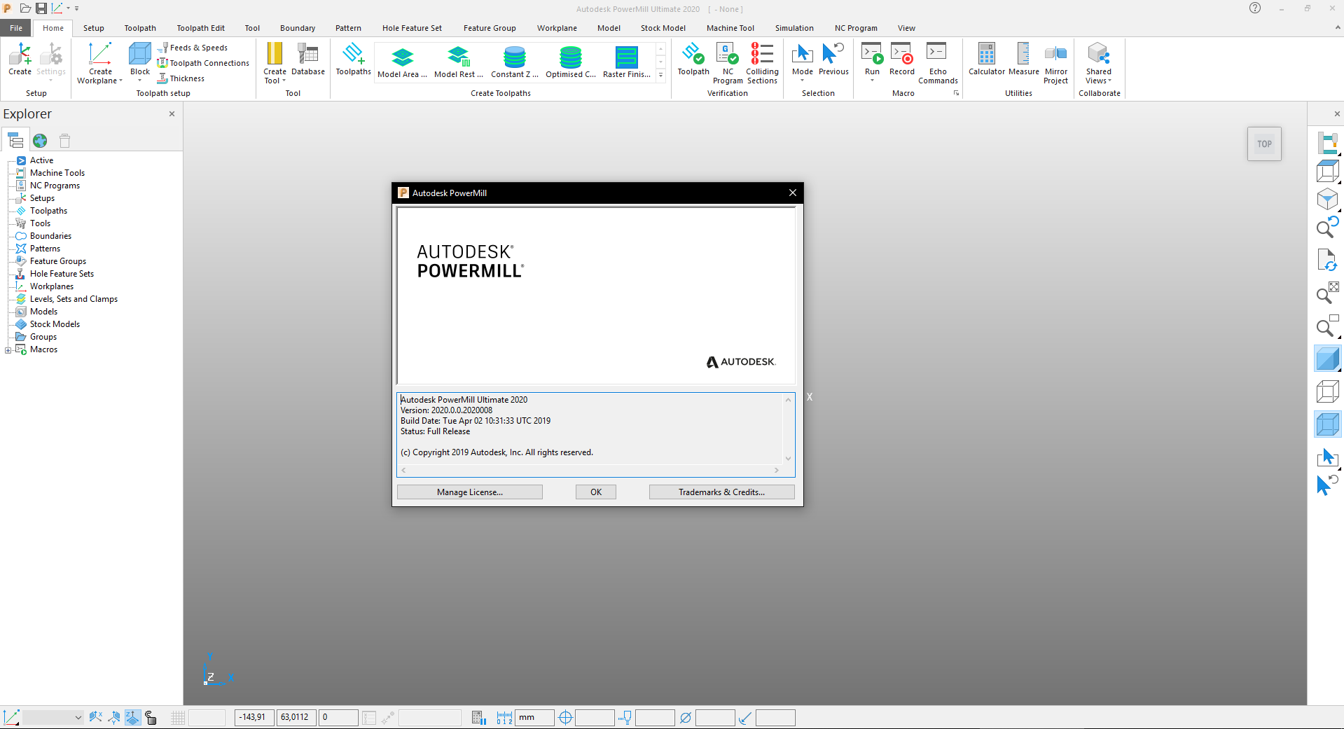 Programming with Autodesk PowerMill Ultimate 2020 full license