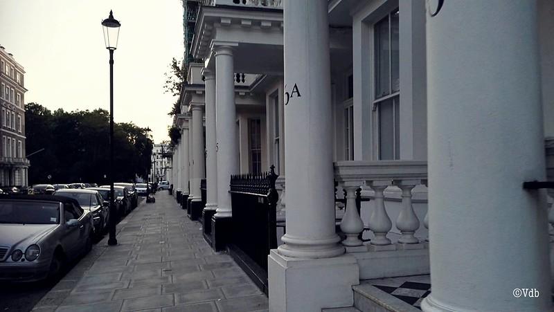 blog Londen Kensington