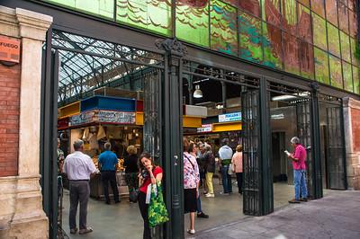 Mercado Central de Atarazanas Calle Sagasta