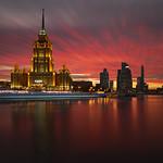 8. Veebruar 2019 - 17:44 - RUS70755 - Cityscape #3. Impressive Sunset