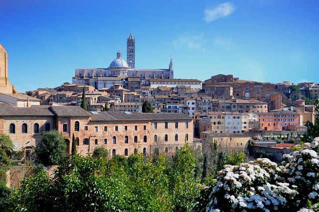 Sienne (Toscane, It)