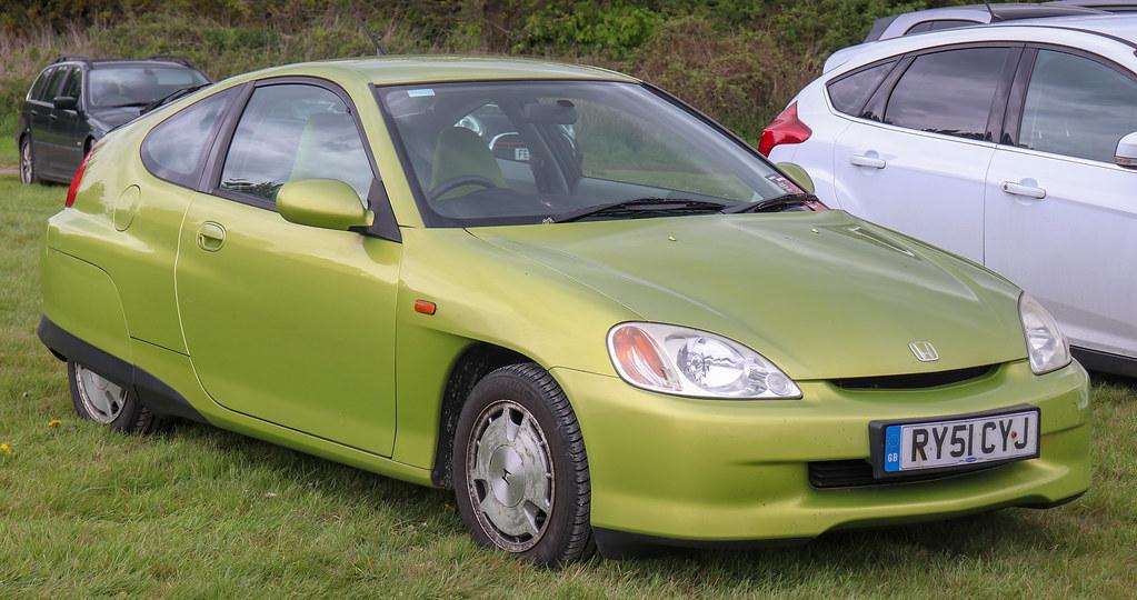 2001 Honda Insight 1.0 Front   Adam C   Flickr