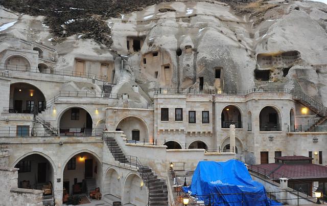 Hotel in Goreme, Cappadocia (Kapadokya, Turkey) 031