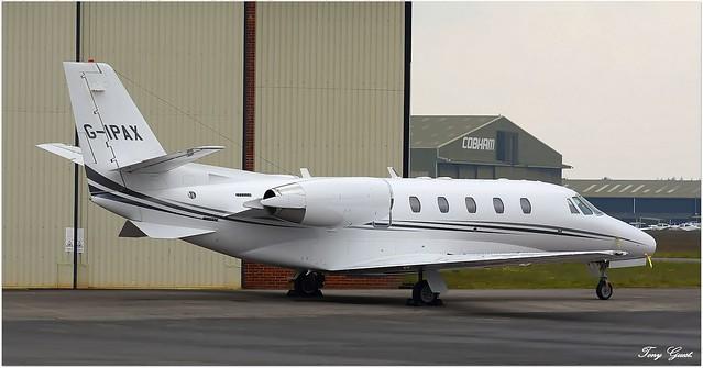 G-IPAX |  Cessna C560XL | Citation XL.