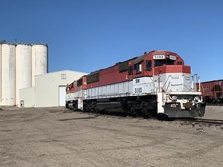 SW SD50 5103