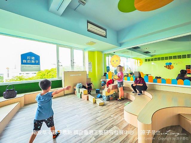 南投草屯親子景點 國立臺灣工藝研究發展中心 14