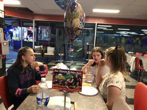 Teresa's tenth Birthday | by yewenyi