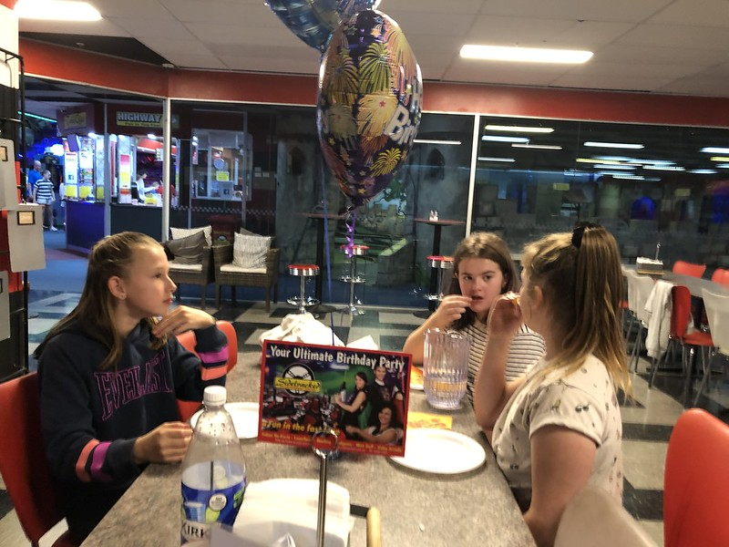 Teresa's tenth Birthday