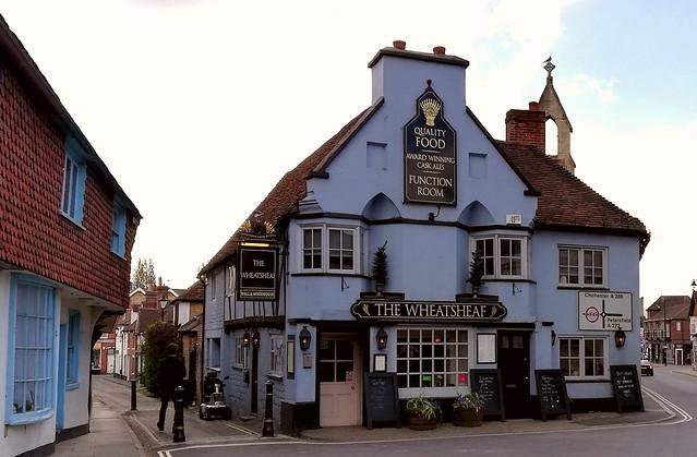 The Wheatsheaf Inn, Midhurst.