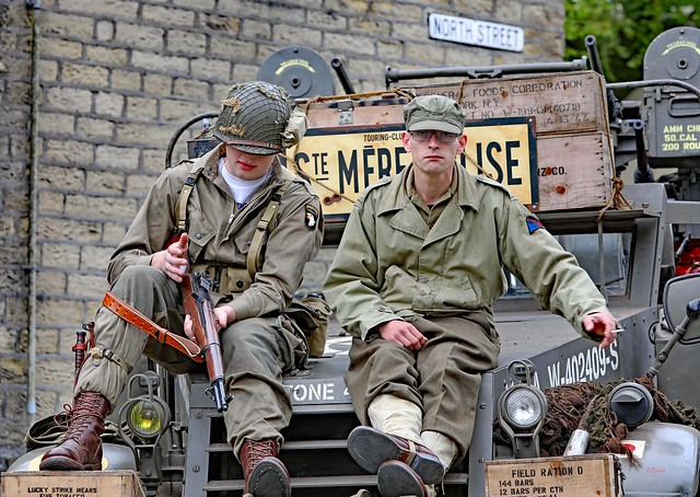 1940s Re-enactment Events | Flickr