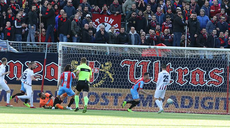 Potenza-Catania 1-1: le pagelle rossazzurre