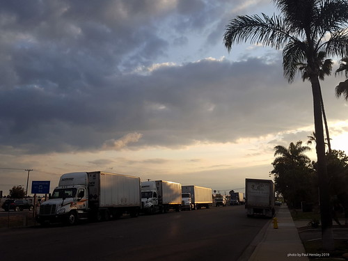 truckers sunset | by pvh photo