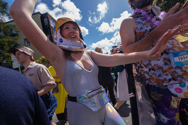 Bay To Breakers 2019: jolly dices