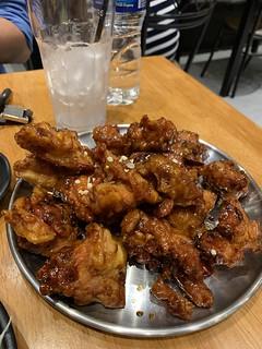 Dinner @ Chicken Plus, iCity