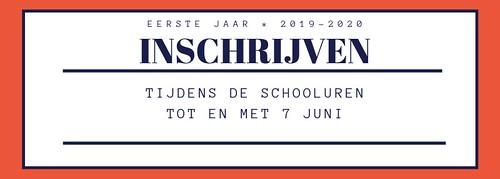 Eerstejaar - 2019-2020