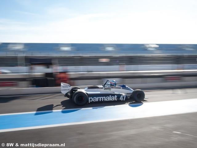 2019 Le Castellet Motors Cup: Brabham BT49
