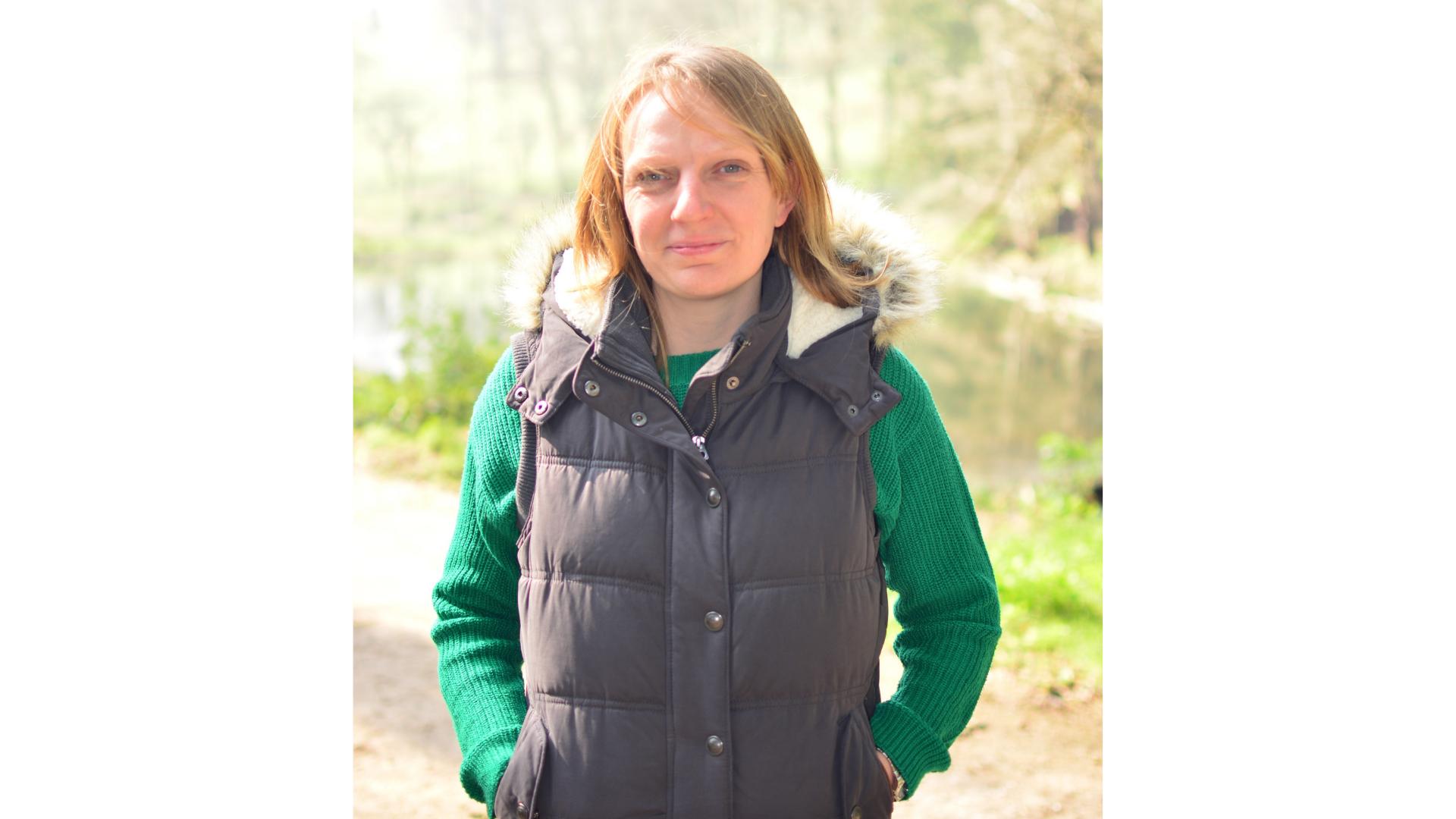 Susie Douglas, Centre Manager, SAMBa, Dept of Mathematical Sciences